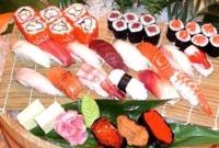 顶级寿司拼盘