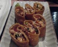 腐皮八爪鱼寿司