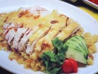 海南鸡饭套餐