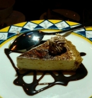 百利甜芝士蛋糕.
